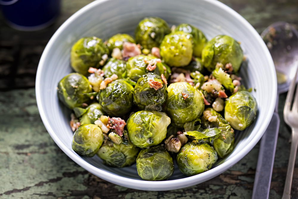 Brussel sprouts: